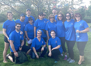 Regency Participates in Alzheimer's Walk